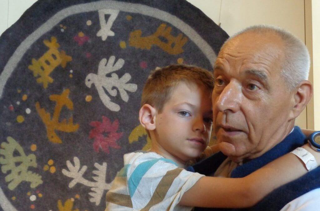 Vidák István 70. életmű kiállítás a Vigadóban